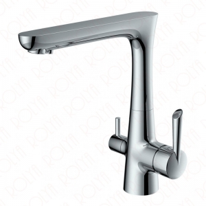 Rolya Unique Shape 3 Way Water Filter Taps